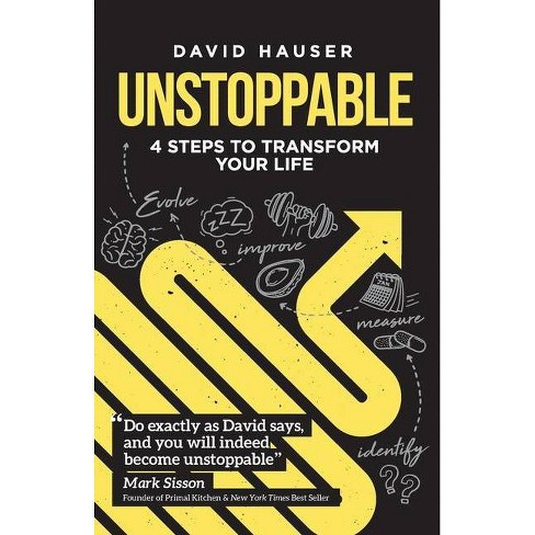 Unstoppable - by  David Hauser (Paperback) - image 1 of 1
