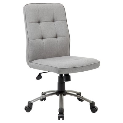 Modern Office Task Chair Taupe - Boss