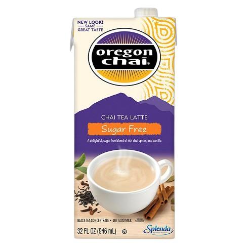 Oregon Chai Sugar Free Original