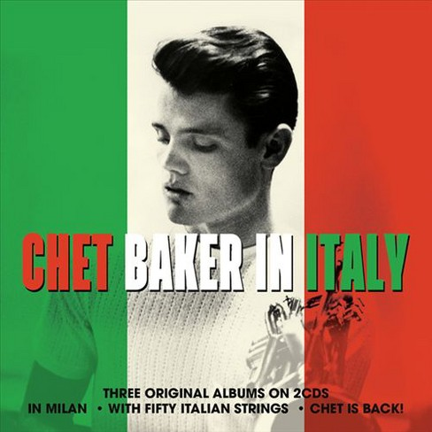 Chet baker - In italy (CD) - image 1 of 1