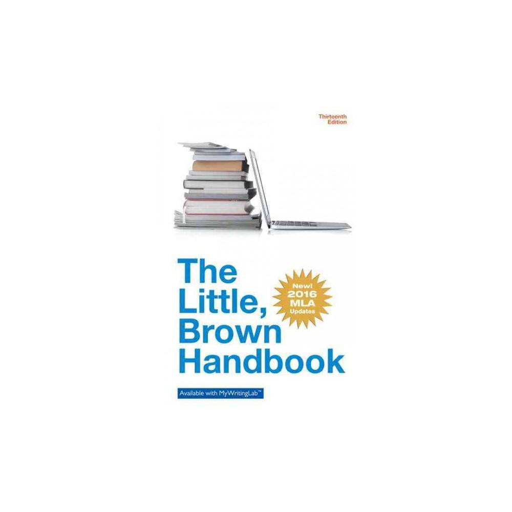Little Brown Handbook : Mla Update Edition (Hardcover) (H. Ramsey Fowler)