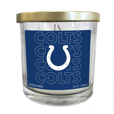 NFL Indianapolis Colts Echo Team Candle