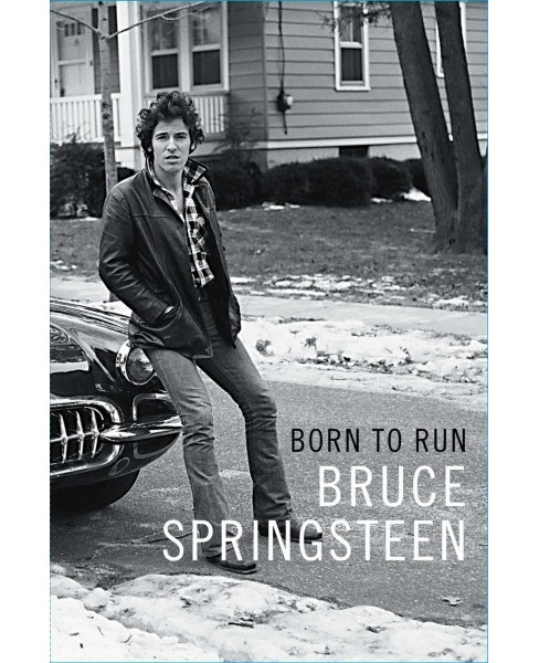 Born to Run (Reprint) (Paperback) (Bruce Springsteen) - image 1 of 1