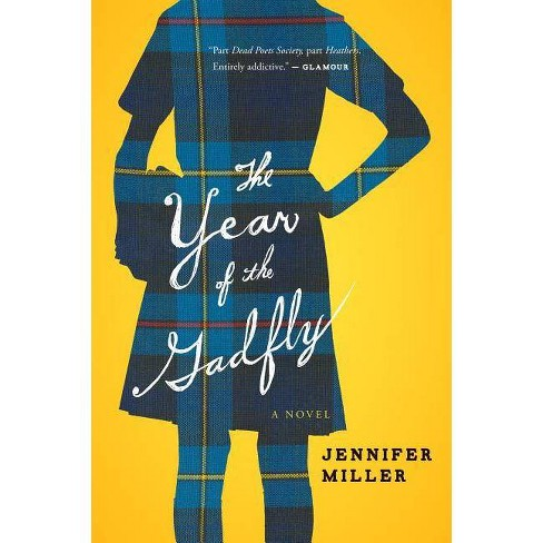 The Year of the Gadfly - by  Jennifer Miller (Paperback) - image 1 of 1