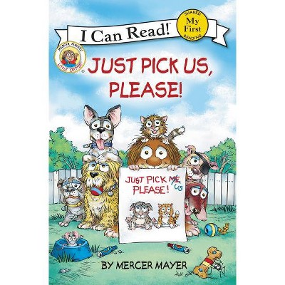 Little Critter Just Pick Us Please by Mercer Mayer (Paperback)
