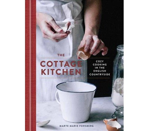 Cottage Kitchen : Cozy Cooking in the English Countryside -  by Marte Marie Forsberg (Hardcover) - image 1 of 1
