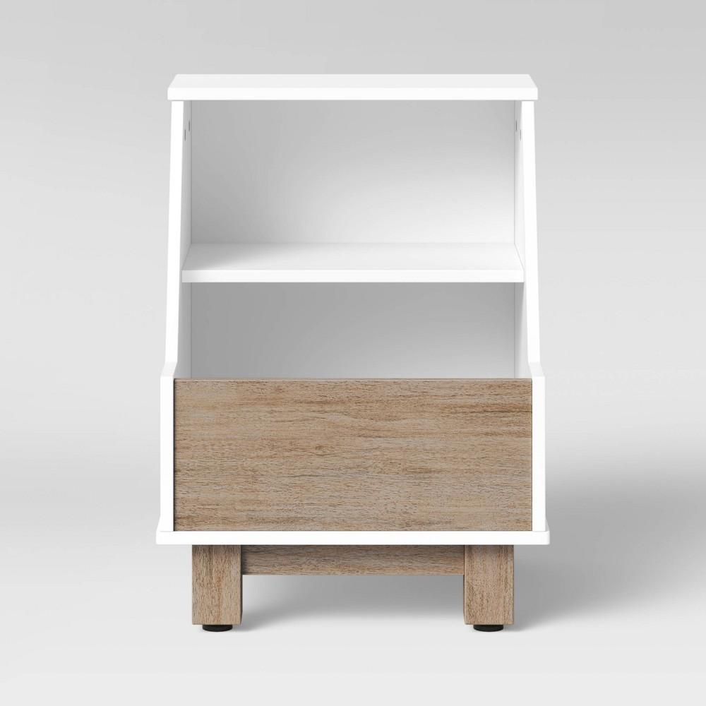 Robinson Nightstand with Storage White - Pillowfort
