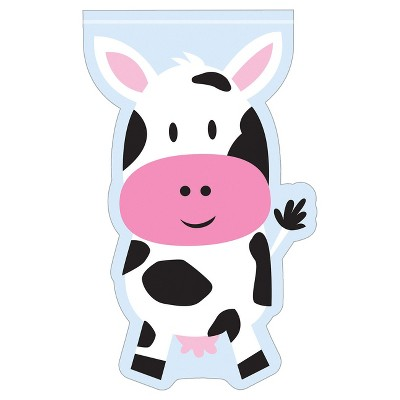 12ct Farm Fun Favor Bags
