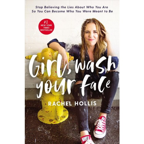 Image result for girl wash your face