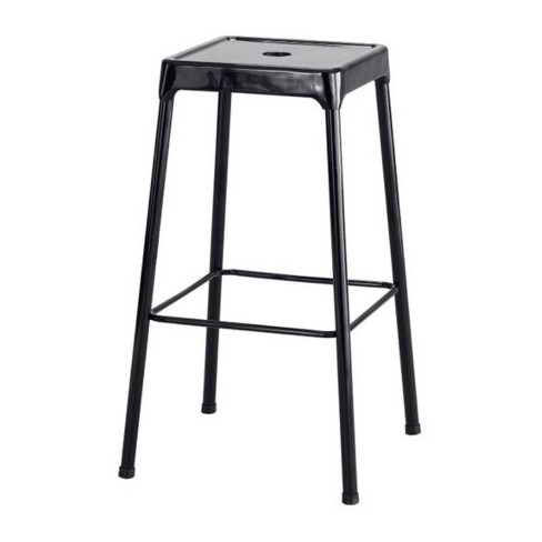 Astounding Steel 29 Bar Stool In Black Safco Gamerscity Chair Design For Home Gamerscityorg