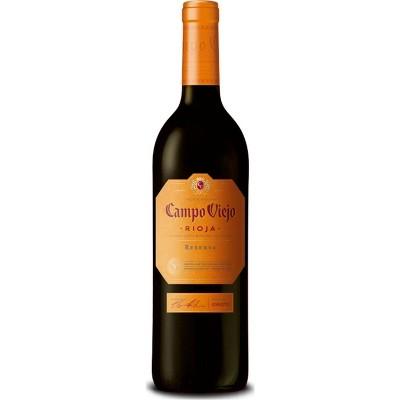 Campo Viejo Reserva Rioja Red Wine - 750ml Bottle
