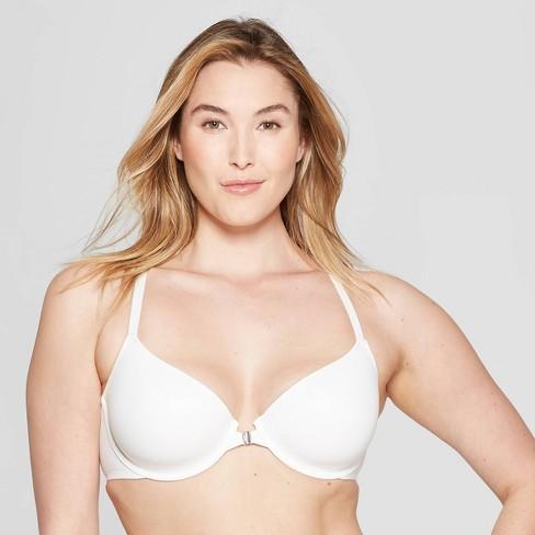 0e6fb1effce Women s Ace Lightly Lined Demi Racerback Bra - Auden™ Fresh White ...