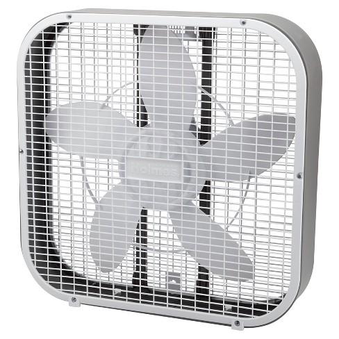 """20"""" 3-Speed Box Fan - Holmes - image 1 of 1"""