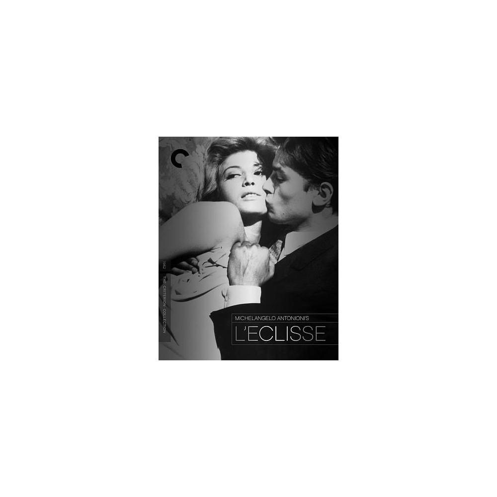 L'eclisse (Blu-ray), Movies
