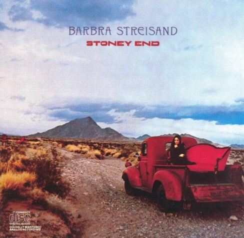 Barbra streisand - Stoney end (CD) - image 1 of 1