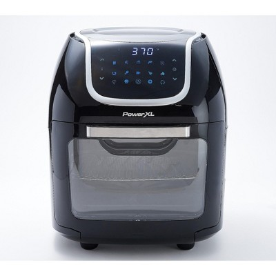 PowerXL 1700W 10-qt Vortex Air Fryer Pro Oven with Presets and Accessories Refurbished