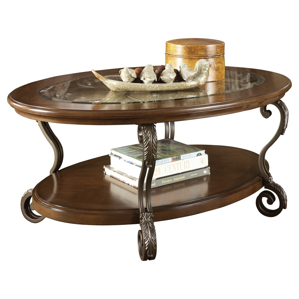 Coffee Table Brown - Signature Design by Ashley