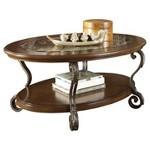Rafferty Coffee Table Dark Brown Signature Design By Ashley Target