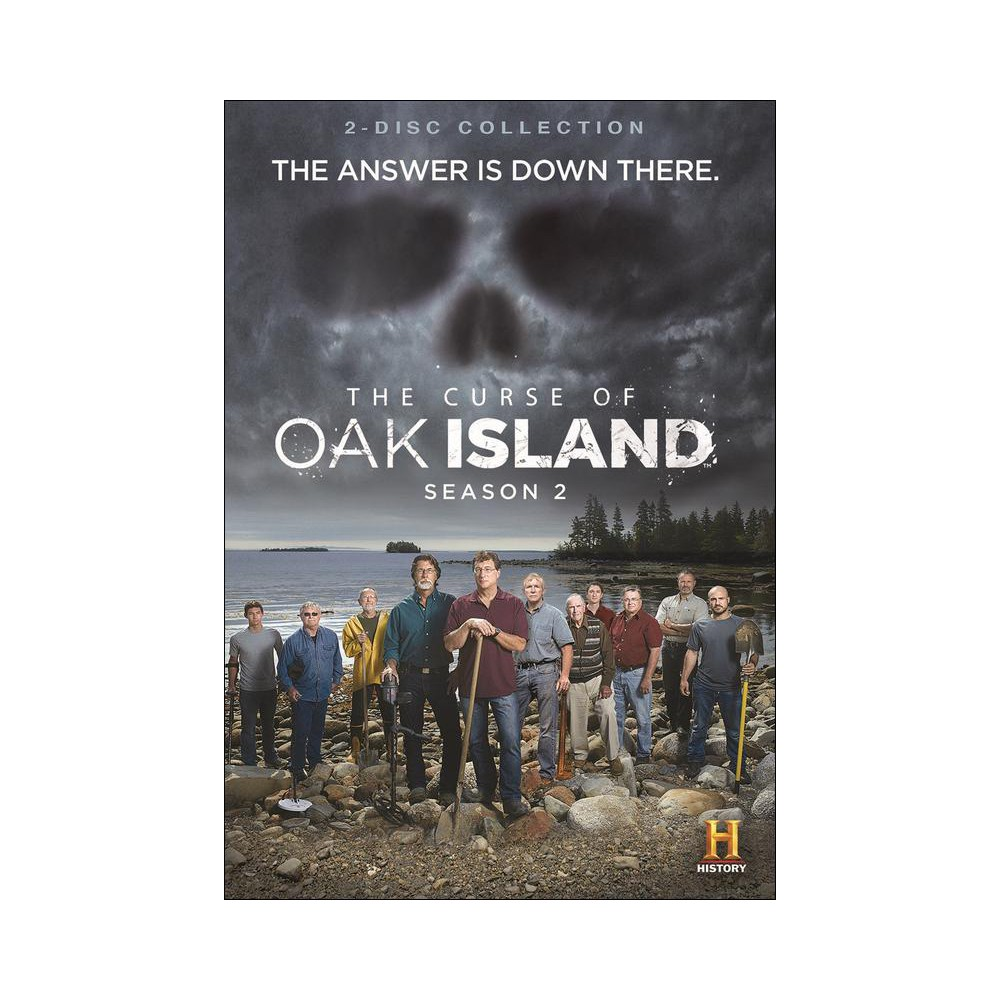 Curse Of Oak Island:Season 2 (Dvd)