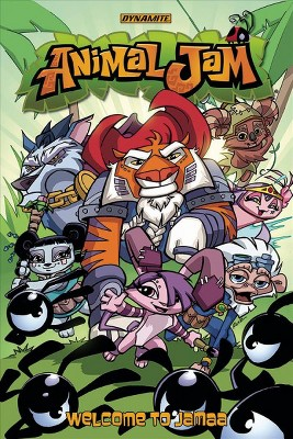 Image of: Fun Online About This Item National Geographic Kids Animal Jam Welcome To Jamaa hardcover fernando Ruiz Eric