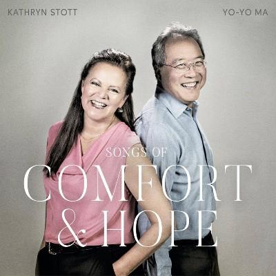 Yo Yo Ma & Kathryn Stott - Songs Of Comfort And Hope (CD)