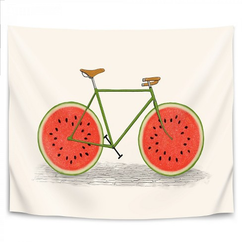 Americanflat Juicy Print By Florent Bodart Wall Tapestry Target
