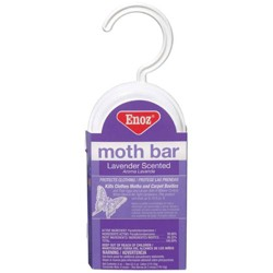 Enoz Lavender Scented Hanging Moth Bar - 6oz