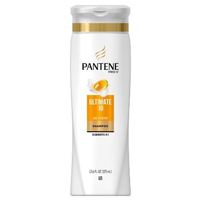 Shampoo & Conditioner: Pantene Pro-V Ultimate 10