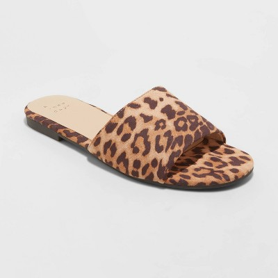 Women's Heidi Slide Sandals - A New Day™