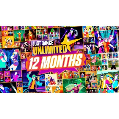 Just Dance Unlimited 12 Month - Nintendo Switch (Digital)