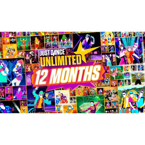 Just Dance Unlimited 12 Month - Nintendo Switch (Digital) - image 1 of 1