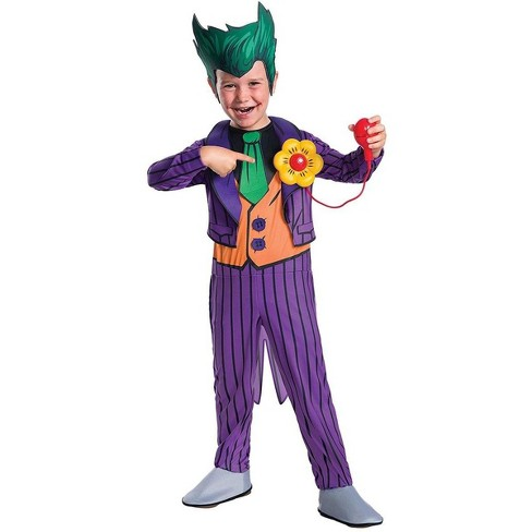 Rubie's DC Comics The Joker Deluxe Child Costume - image 1 of 1