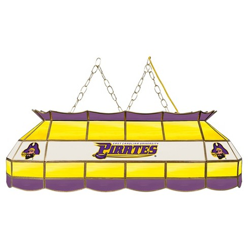 "NCAA East Carolina Pirates Stained Glass Light - 40"" - image 1 of 1"