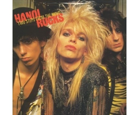Hanoi Rocks - Two Steps From The Move (Vinyl) - image 1 of 1