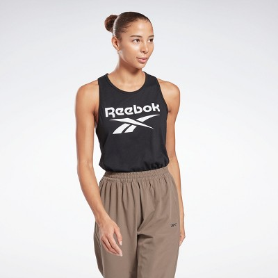 Reebok Identity Tank Top Womens Athletic Tank Tops