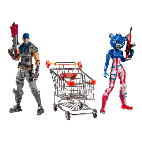 McFarlane Toys Fortnite 2 Figure Deluxe Pack - image 1 of 4