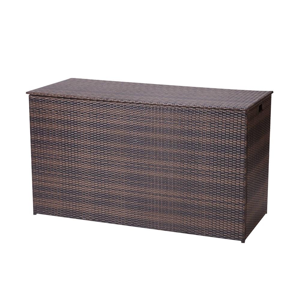 Image of 154 Gallon Patio Storage Deck Box - Peaktop