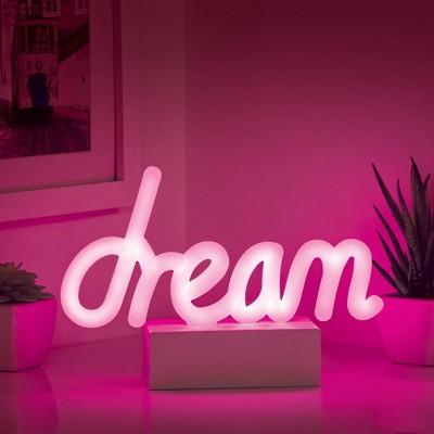Mini LED Dream Novelty Table Lamp - West & Arrow