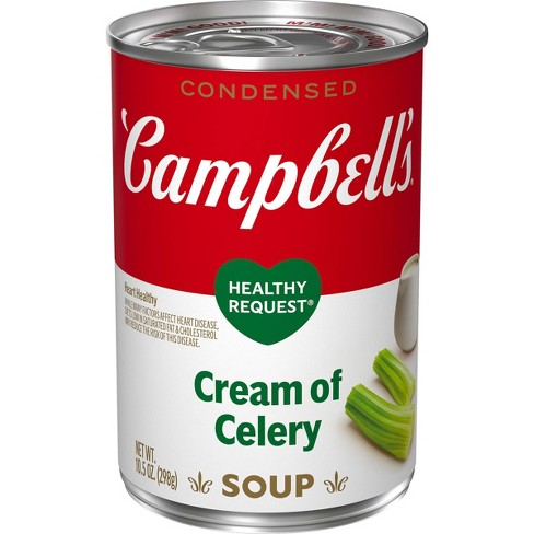 Campbell's Condensed Healthy Request Cream of Celery Soup - 10.5oz - image 1 of 4