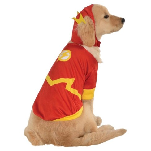 Flash Dog Costume - Red - image 1 of 1