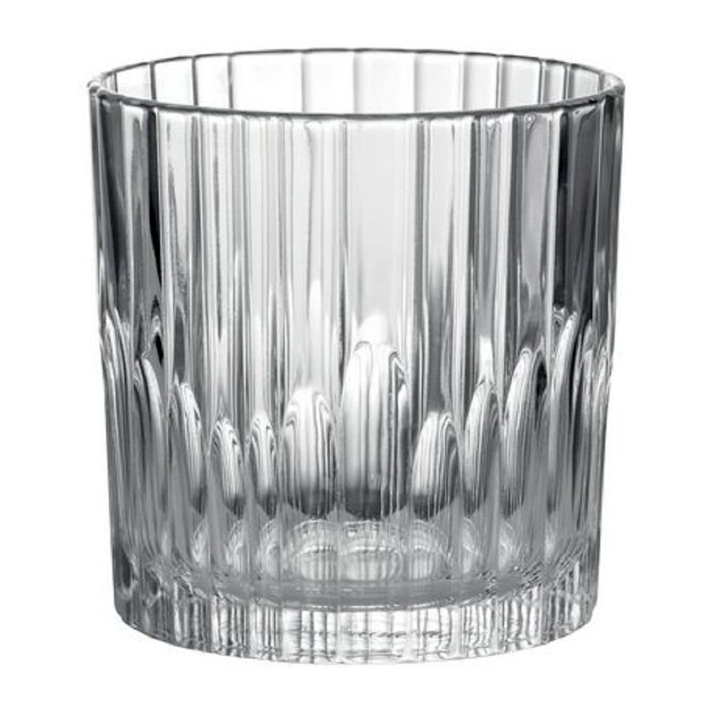 Image of Duralex - Manhattan 10 7/8 oz Rocks Glass Set of 6, Clear