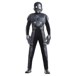 Boys Star Wars Rogue One Seal Droid Deluxe Costume