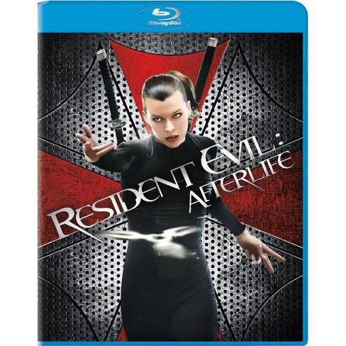 Resident Evil Afterlife Blu Ray Target
