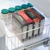 mDesign Plastic Kitchen Food Storage Organizer Bin, 4 Piece Set - Clear - image 4 of 4
