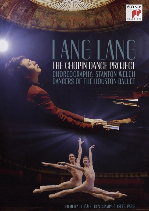 Chopin dance project (DVD) - image 1 of 1