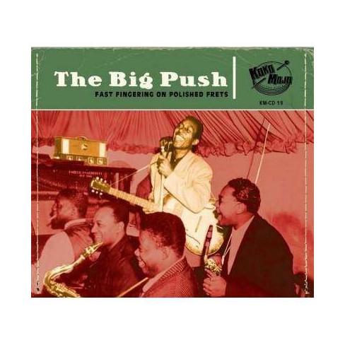 Various - Big Push (CD) - image 1 of 1
