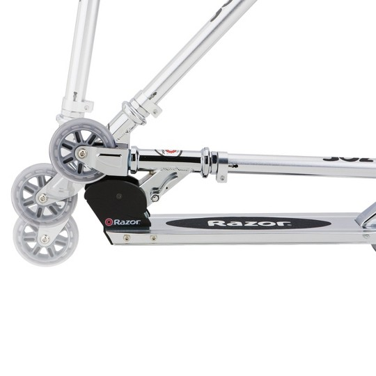 Razor A Kick Scooter - Silver image number null