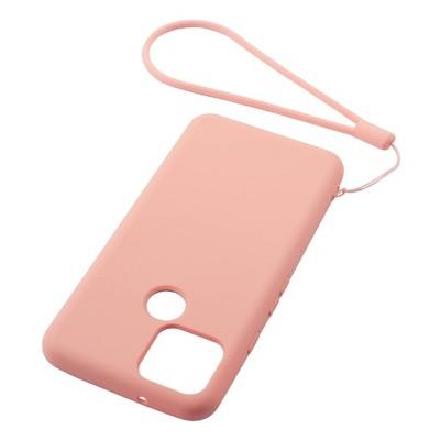 Insten Liquid Silicone Case For Google Pixel 5 (2020) Soft Microfiber Full Body Protective Cover