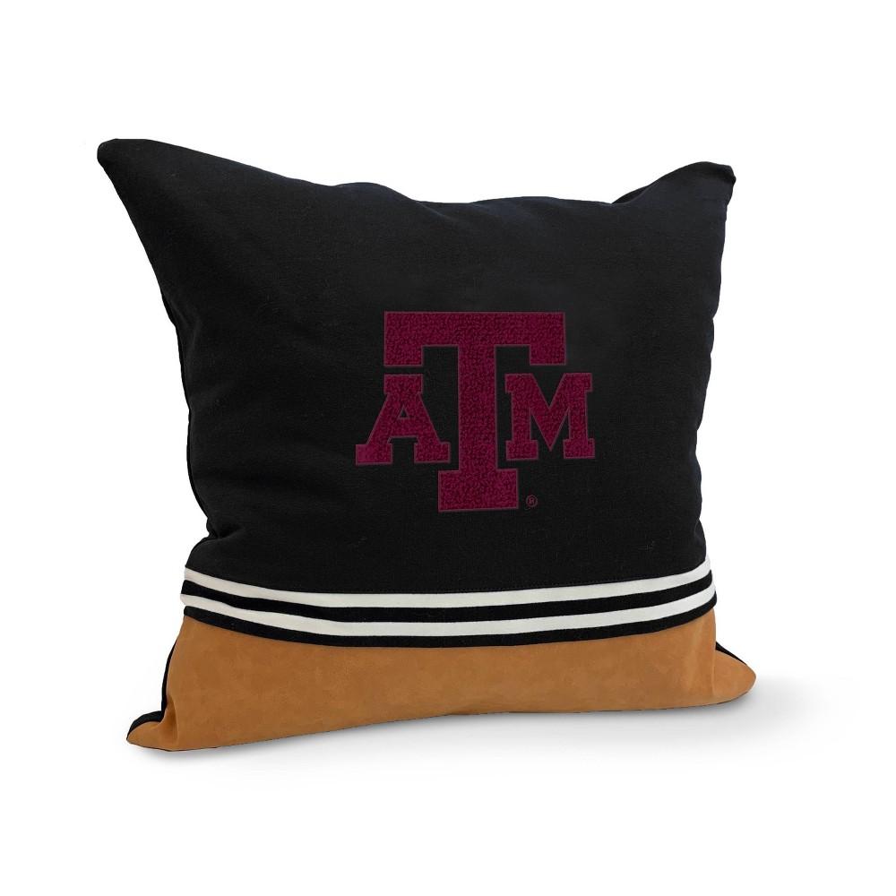 Ncaa Texas A 38 M Aggies Varsity Decor Pillow