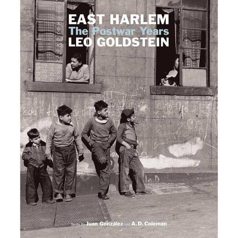 East Harlem - by  Leo Goldstein (Hardcover) - image 1 of 1